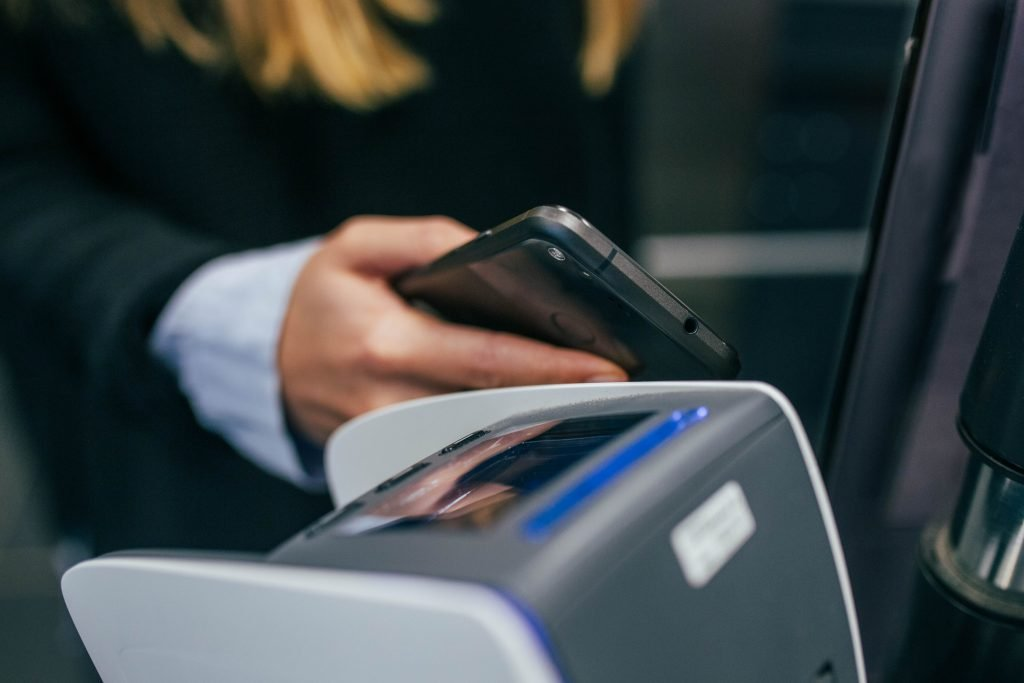 cashless payment and apps