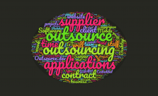 outsource wordcloud blog