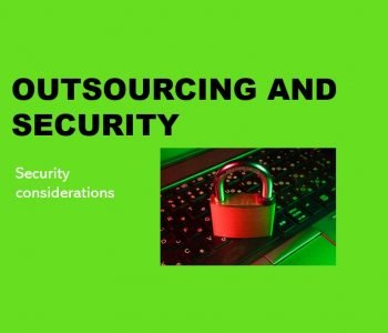 outsourcing and security